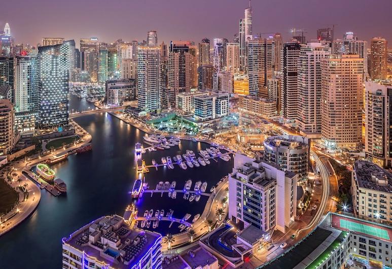 Wyndham Dubai Marina, Dubai, Superior Room, 1 King Bed, Guest Room View