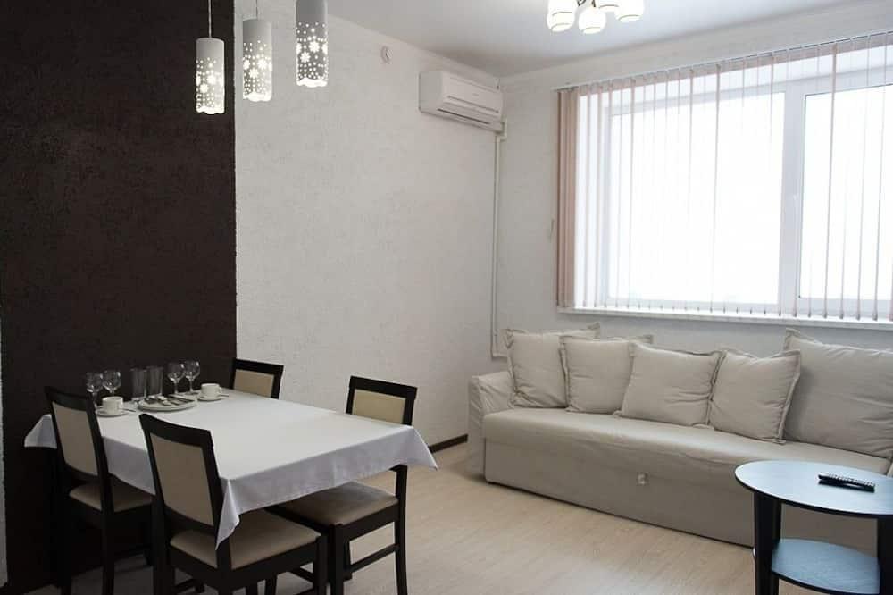 Rodinná izba, 1 spálňa - Obývačka