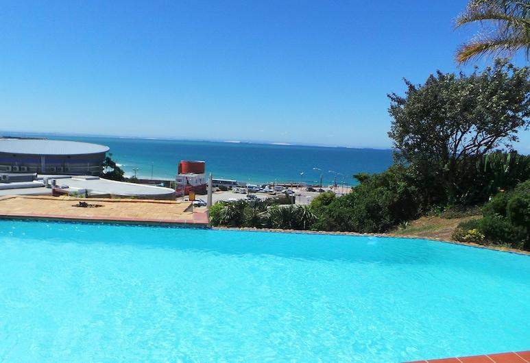 The Chapman Hotel & Conference Centre, Port Elizabeth, Vonkajší bazén