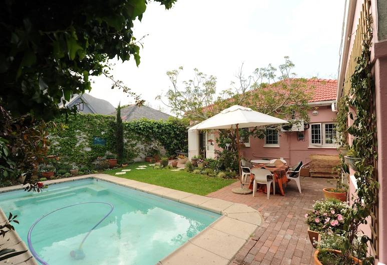 Jaqui's Garden Guesthouse, Cape Town, Outdoor Pool