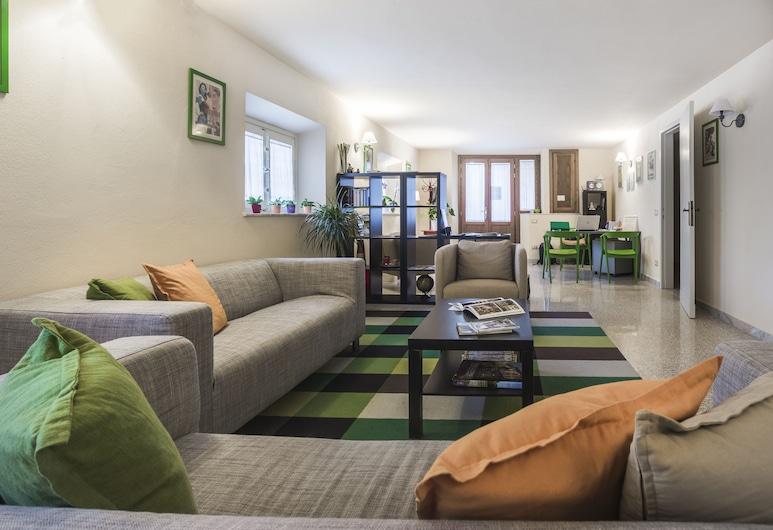 Villa Alexandra, Lucca, Vardagsrum