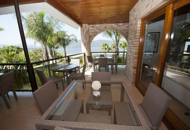 Lagoon Breeze, Knysna, Terrace/Patio