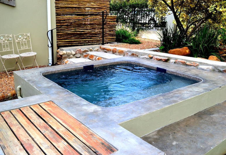 Eight on Tuin, Franschhoek, Outdoor Spa Tub