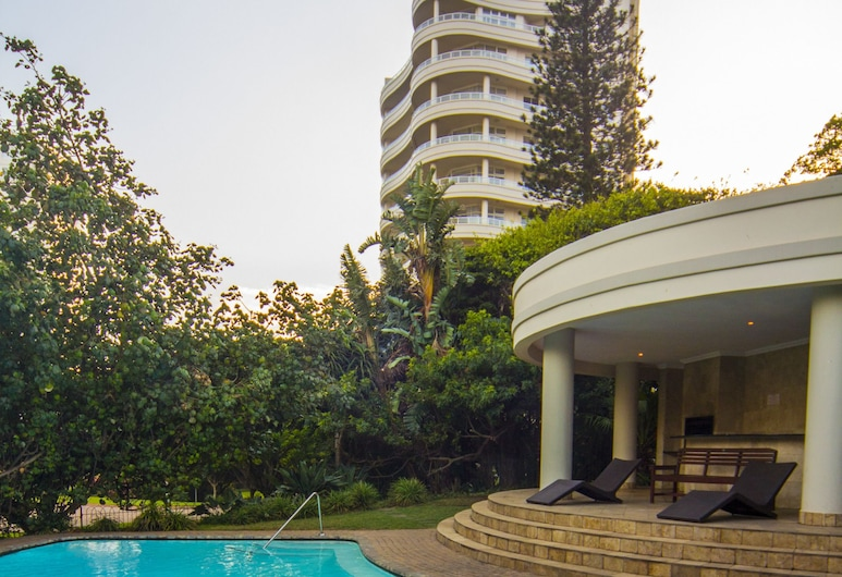 203 Oyster Quays, Umhlanga, Outdoor Pool