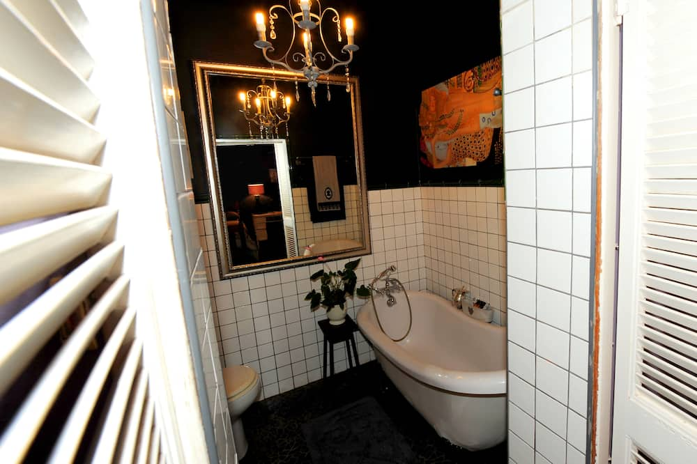 Suite (Terebinte Suite 1 ) - Bathroom