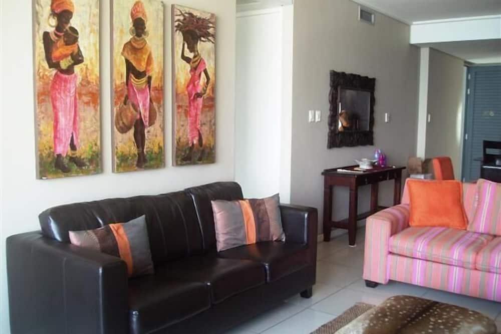 Apartamento Deluxe, 3 Quartos (507) - Sala de Estar
