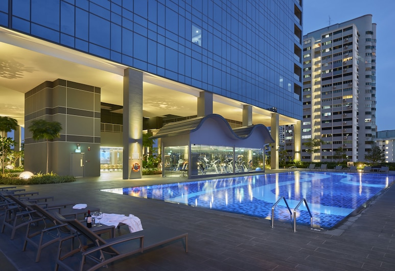 Hotel Boss (SG Clean), Singapore, Outdoor Pool