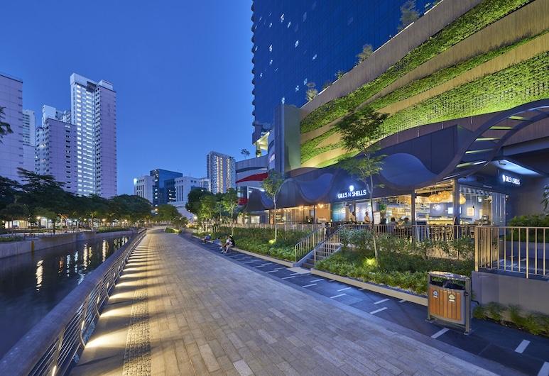 Hotel Boss (SG Clean), Singapore, Utvendig