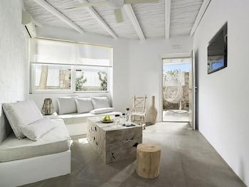 Bild vom Delmar Apartments & Suites in Milos
