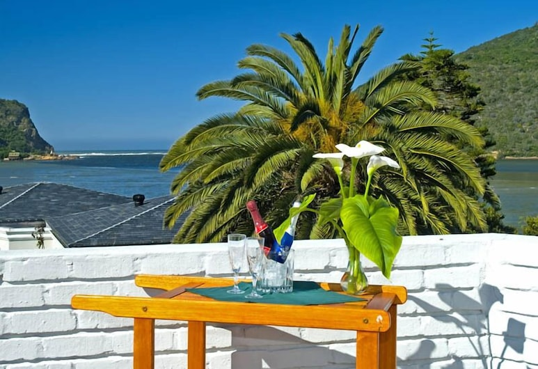 The Knysna Belle, Knysna, Luxury Suite, 1 Bedroom, Sea Facing, Balcony