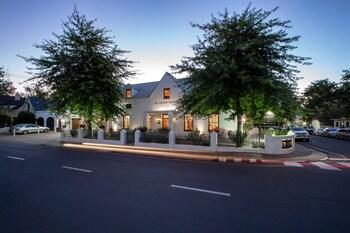Stellenbosch — zdjęcie hotelu De Hoek Manor