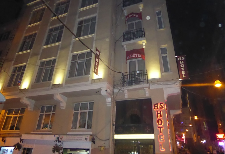 As Hotel Old City Taksim, İstanbul