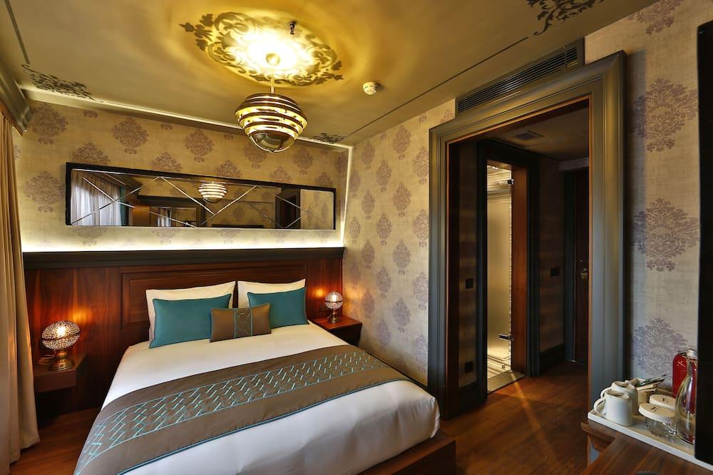 Standardní pokoj, výhled do dvora - Koupelna