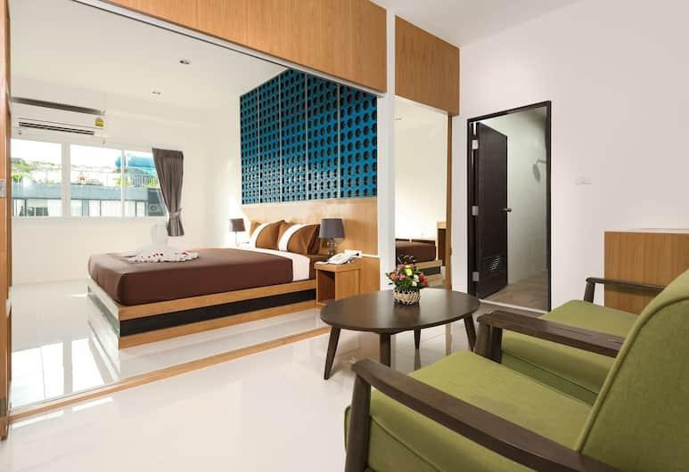 M.U.DEN Patong Phuket Hotel, Patong, Family Room, Guest Room