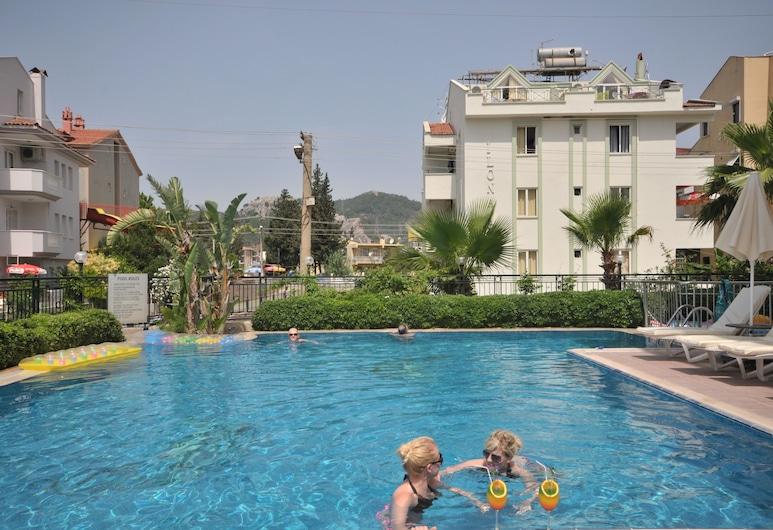 Aegean Princess Apart Hotel, Marmaris, Açık Yüzme Havuzu