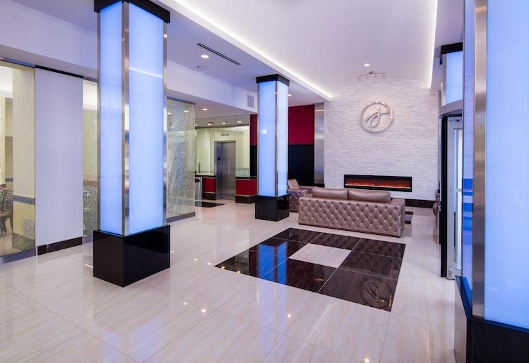 Jaslin Hotel, Chicago, Lobby