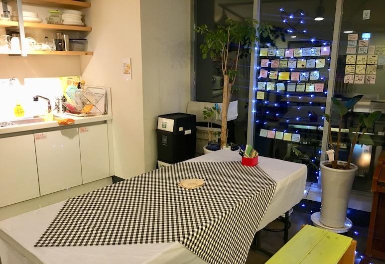 東塞格羅安珀西旅館 - 青年旅舍, 大邱, 共用宿舍, 僅限女士 (6 beds), 客廳
