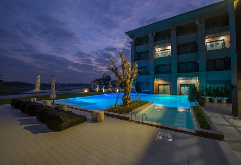 Brown House Hotel, Udon Thani, Basen