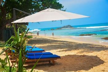 Bild vom Sayura Beach Hotel in Unawatuna