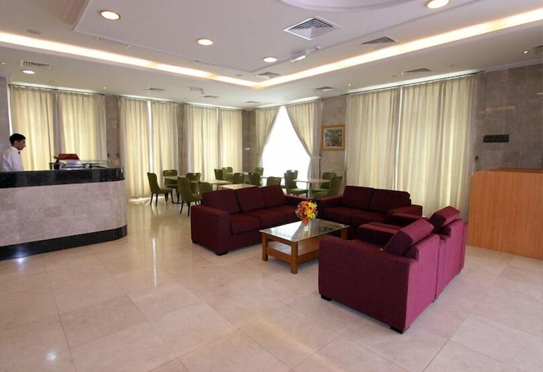 Samaher Hotel, Sohar, Lobby Sitting Area
