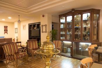 A(z) Antika Amman Hotel hotel fényképe itt: Ammán