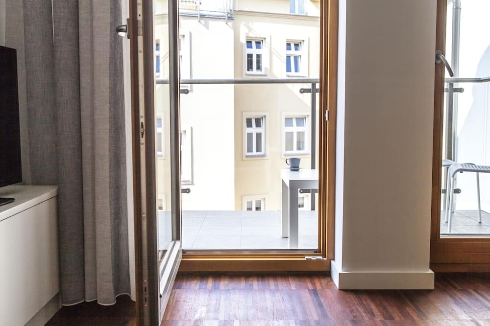 Apartament standardowy - Balkon