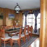 Maison Supérieure, 4 chambres, vue lagon - Restauration dans la chambre
