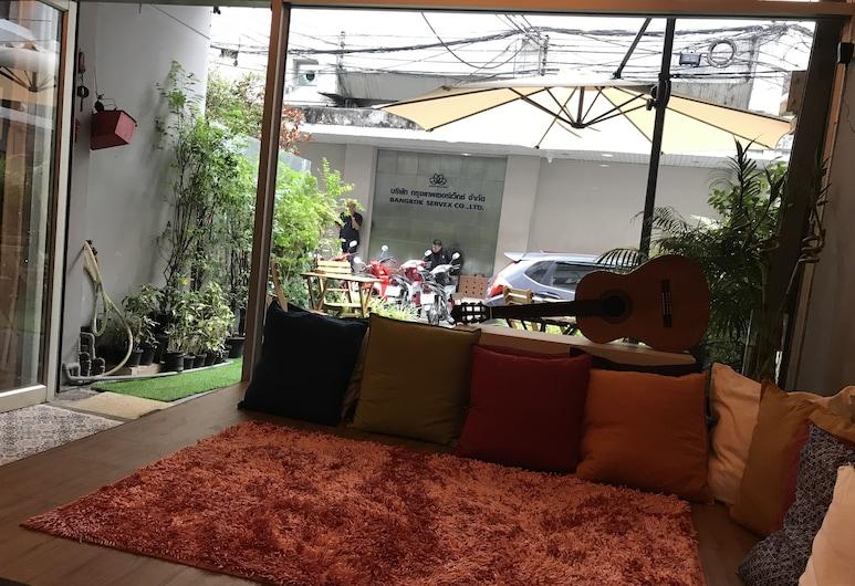ザ アーバン エイジ ホステル, バンコク, ロビー