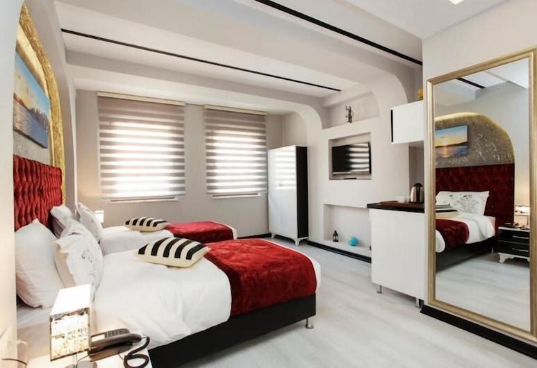 Taksim Doorway Suites, Istanbul, Phòng 3 Tiêu chuẩn, Phòng