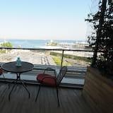 Family Apartment, 1 Bedroom, Marina View (5 people) - Balcony