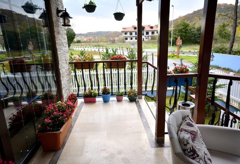فيلينا هوتل, شيلي, منظر من الفندق