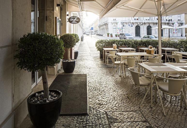 AlmaLusa Baixa & Chiado, Lisbon, Outdoor Dining