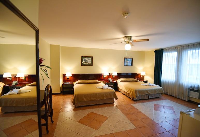 Hotel del Rey & Casino, San Jose, Standard Room, 2 Queen Beds, Guest Room