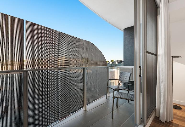 District Fitzroy, Fitzroy, Apartamento executivo, 1 quarto, Varanda