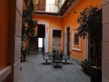 Selline näeb välja Hotel del Capitán de Puebla, Puebla