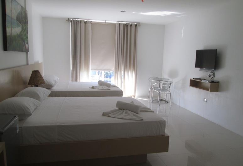 โรงแรมเจฟฟรี่เอส, Boracay Island, ห้องดีลักซ์, ห้องพัก