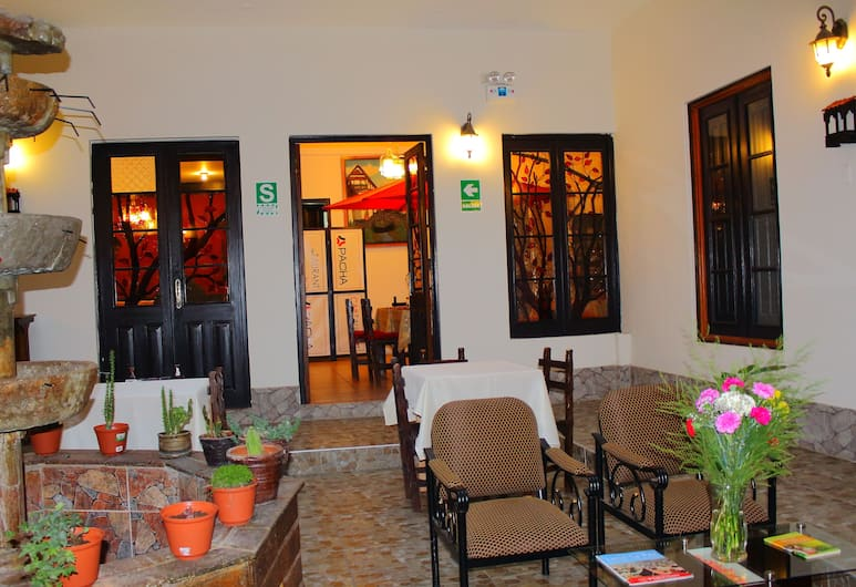Colonial Plaza Hotel, Puno, Lobby Lounge