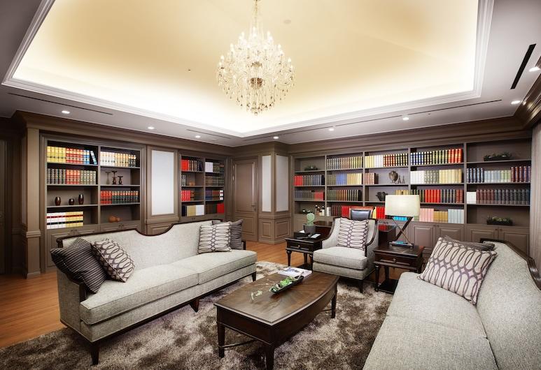 普魯米爾飯店, 華城, 客廳