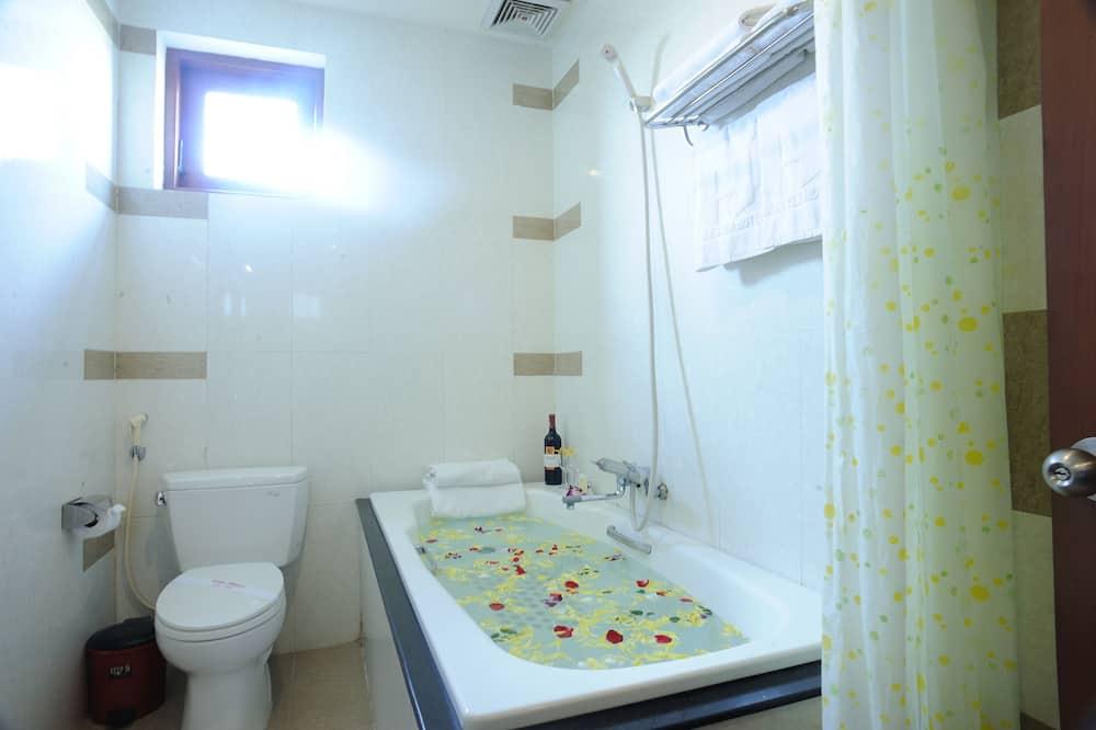 Luxusná dvojlôžková izba - Kúpeľňa