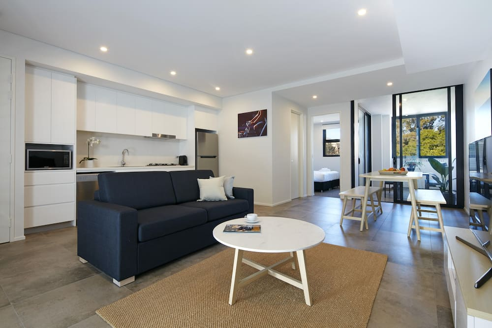 One Bedroom Apartment - Woonruimte