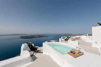 Foto di Cocoon Suites a Santorini