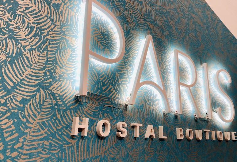 Hostal Paris, Valladolid, Reception