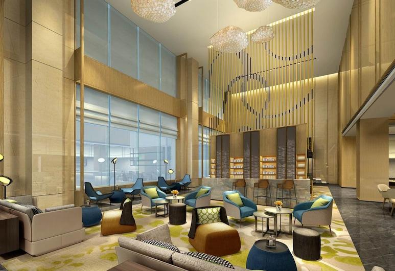 Hilton Garden Inn Foshan, Foshan, Lobby-Lounge