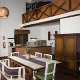Family Kır Evi, Mutfak - Oturma Alanı