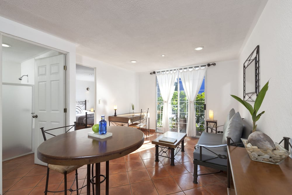 Villa, 1 Double Bed - Living Room