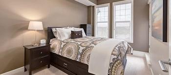 Obrázek hotelu 2 Bedroom and 1 Bedroom Spectacular View ve městě Toronto