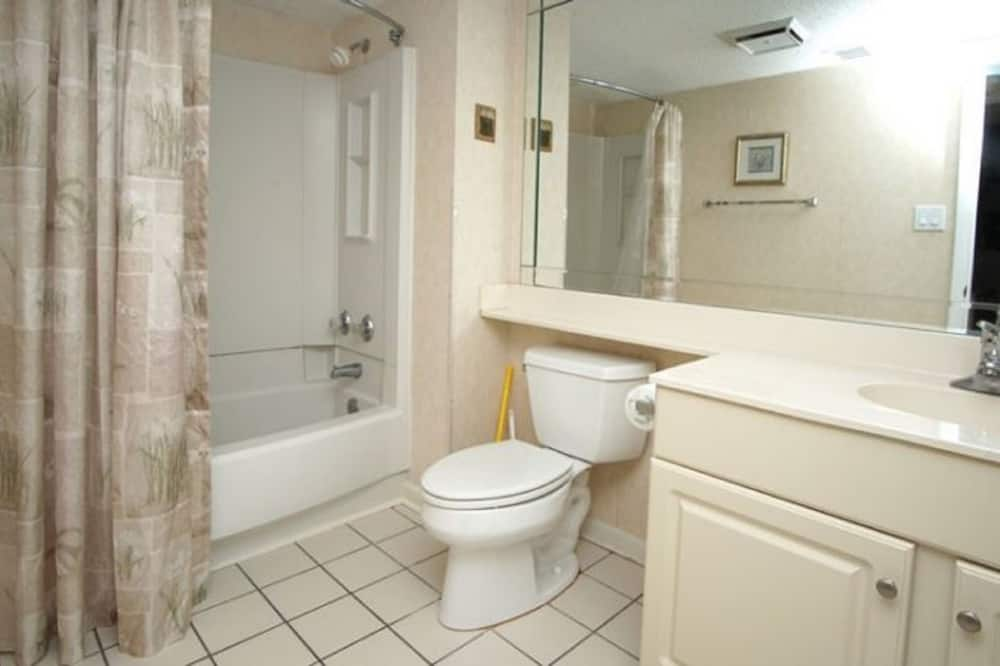คอนโด, วิวทะเล (Efficiency) - ห้องน้ำ