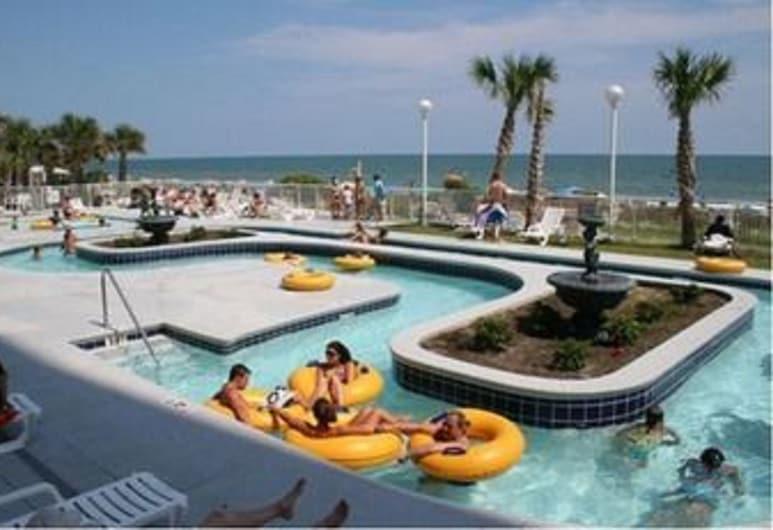 Atlantica Resort by Elliott Beach Rentals, Myrtle Beach, Pool