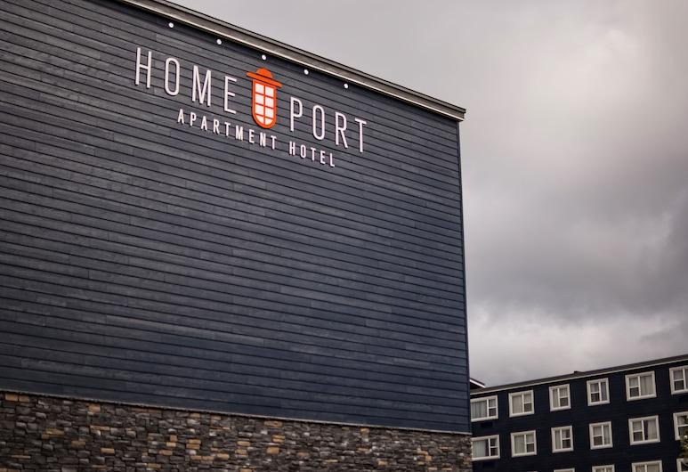 Homeport Apartment Hotel, Saint-Jean de Terre-Neuve