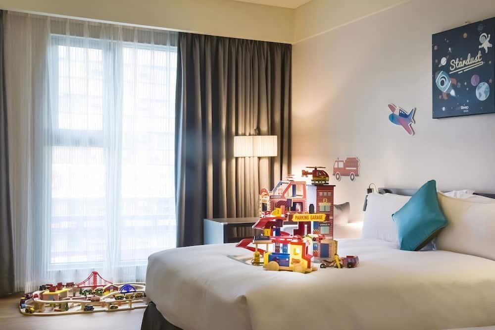 Štvorposteľová izba typu Signature - Hrací kútik/izba pre deti